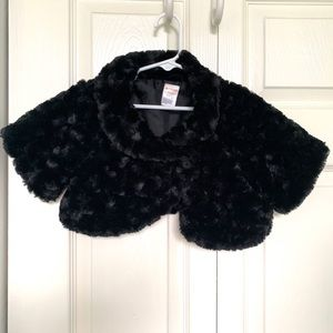 Fur jacket - Short Sleeve